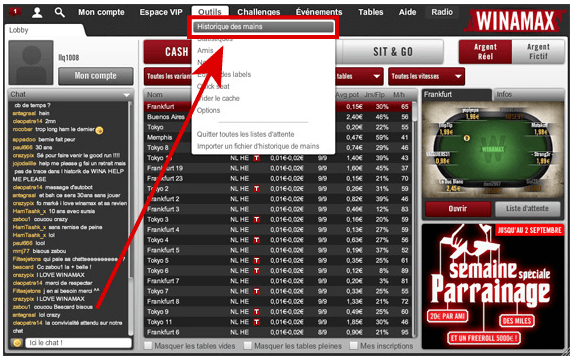 Tracker gratuit pour pmu poker watching poker on tv