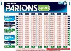 lotofoot parionssport fdj