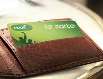 Carte PMU
