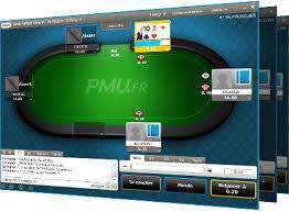 Poker en ligne PMU