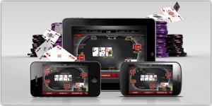 Les applications de Winamax sur supports mobiles