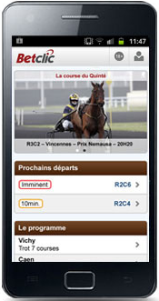 telecharger betclic android