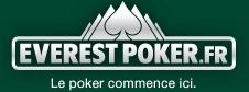 Logo everest poker