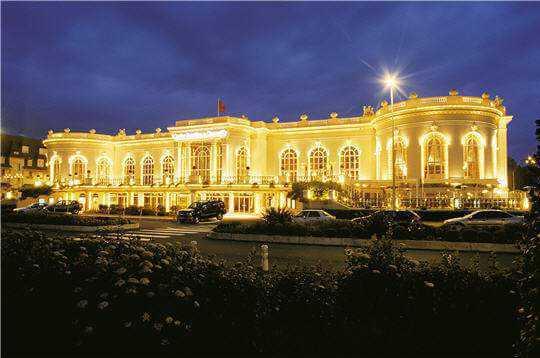 Barrière casino Deauville
