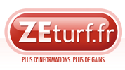 logo du site Zeturf