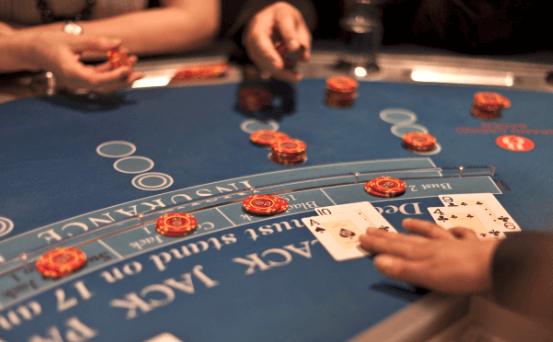 Addiction au casino