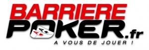 Logo barriere poker