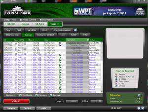 lobby everest poker