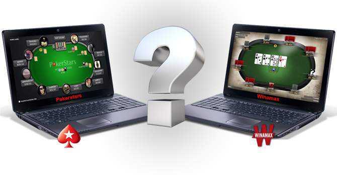 pokerstars ou winamax