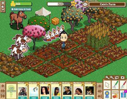 Farmville triche et astuces