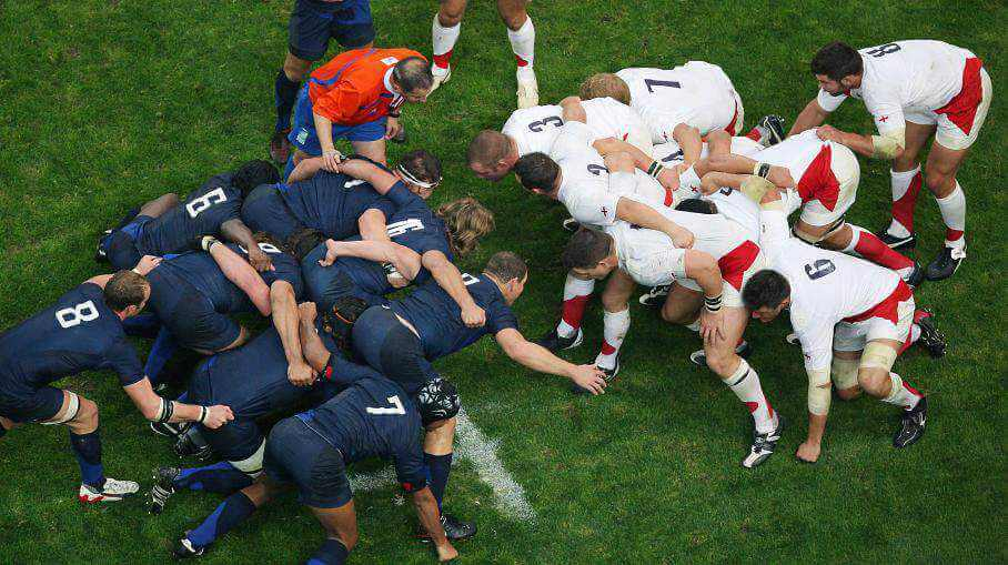 Rugby France - Angleterre