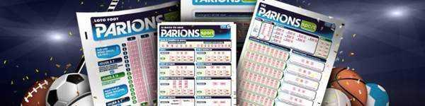 Parions sport comment parier - Grille parions sport pronostics ...