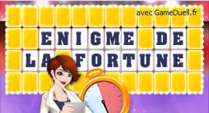 Enigme de la fortune
