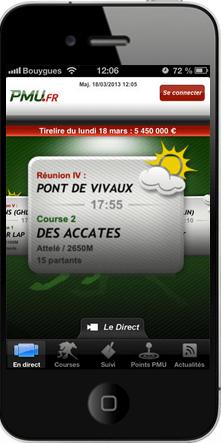 PMU Turf iPhone