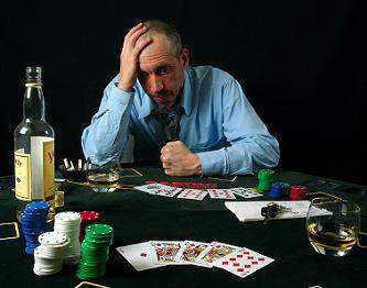 La drogue et le jeu de poker