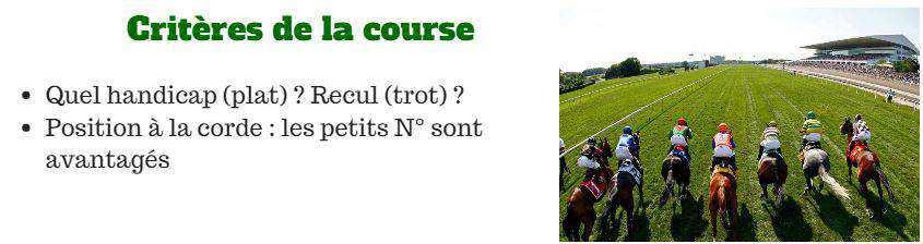Image Critère course
