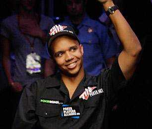 Phil Ivey star du poker