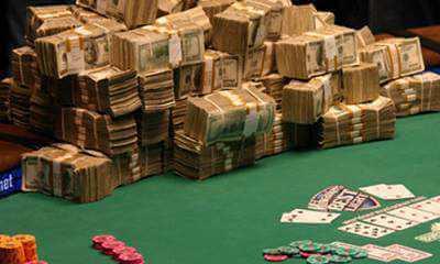 jolie somme poker