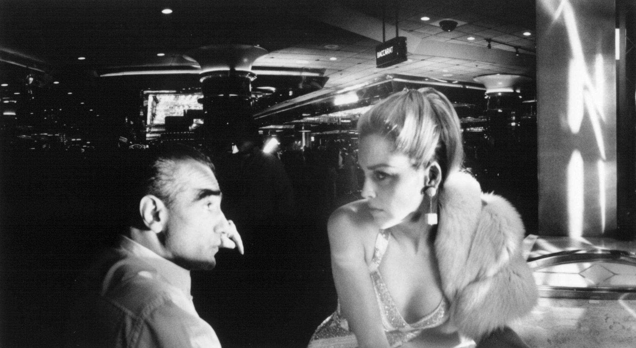 Sharon Stone dans Casino de Scorsese