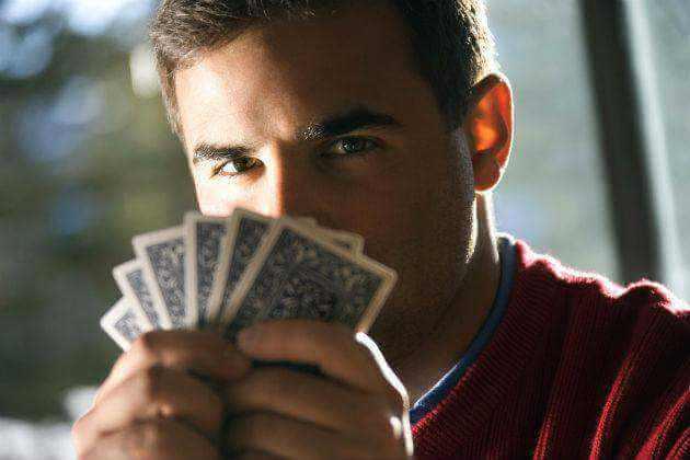 Image au poker