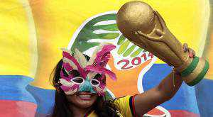 Parier sur la Coupe du Monde 2014 en direct