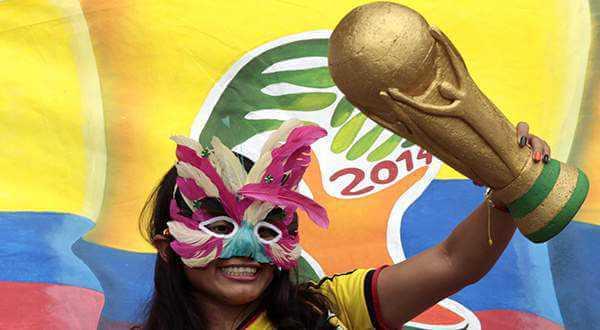 Parier sur la Coupe du Monde 2014 en direct