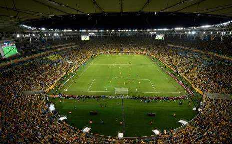 Stade Maracana de Rio