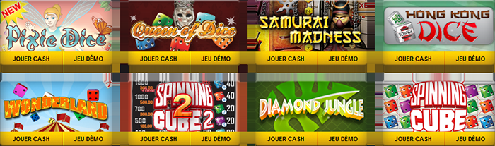 dice games palladium games