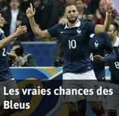 Chances des Bleus au Mondial 2014