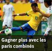 Paris combinés sur le Mondial 2014