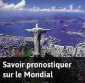 Pronostics sur la Coupe du Monde 2014