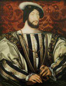 Portrait de François 1er