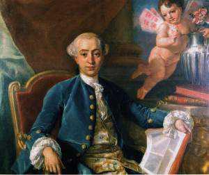 Portrait de Casanova