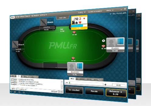 Table PMU Poker
