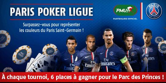 PSG Poker Ligue
