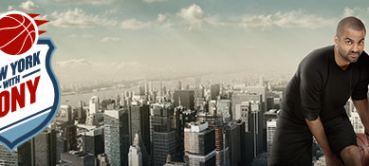 Betclic fait gagner 3 voyages à New-York avec Tony Parker