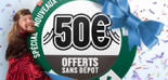 10 ans d'Everest Poker : 50 € offerts sans dépôt