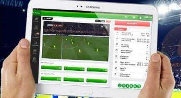 Unibet TV Streaming