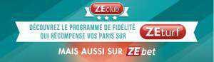 ZEClub sur ZEturf