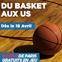 Promo Playoffs NBA sur PMU.fr