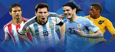 Parier sur la Copa América 2015 : tout savoir