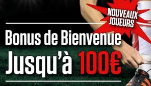 Bonus Ladbrokes 100 €