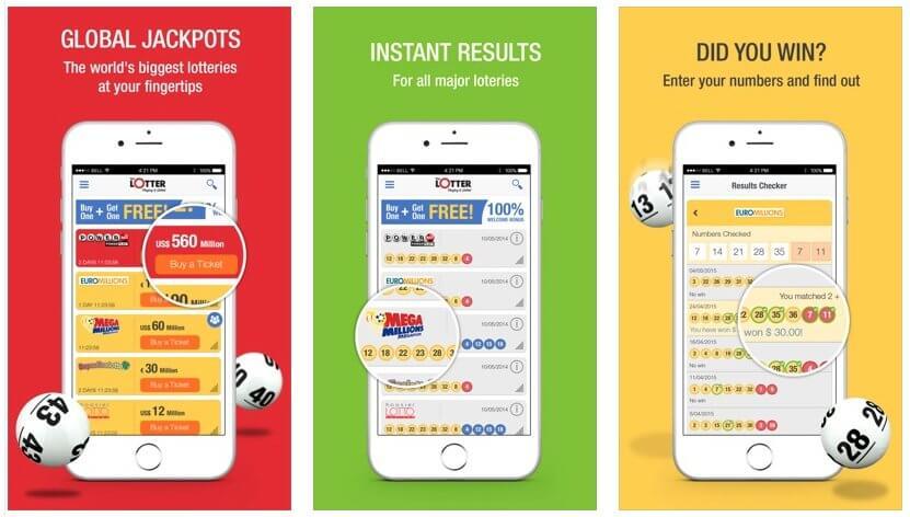 Faites vos grilles sur iOS et Android