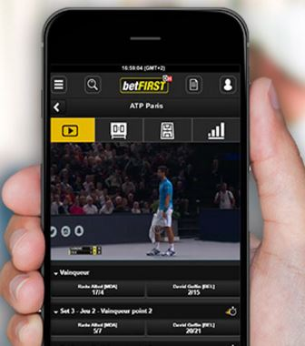 streaming mobile betfirst