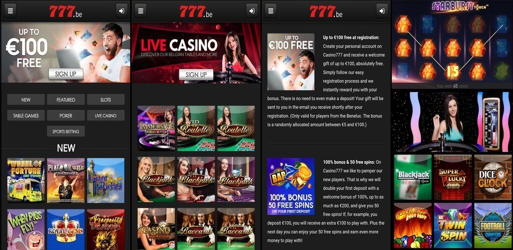casino 777 sur android