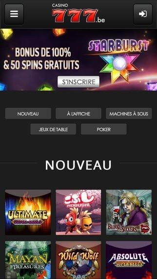 casino777 iphone