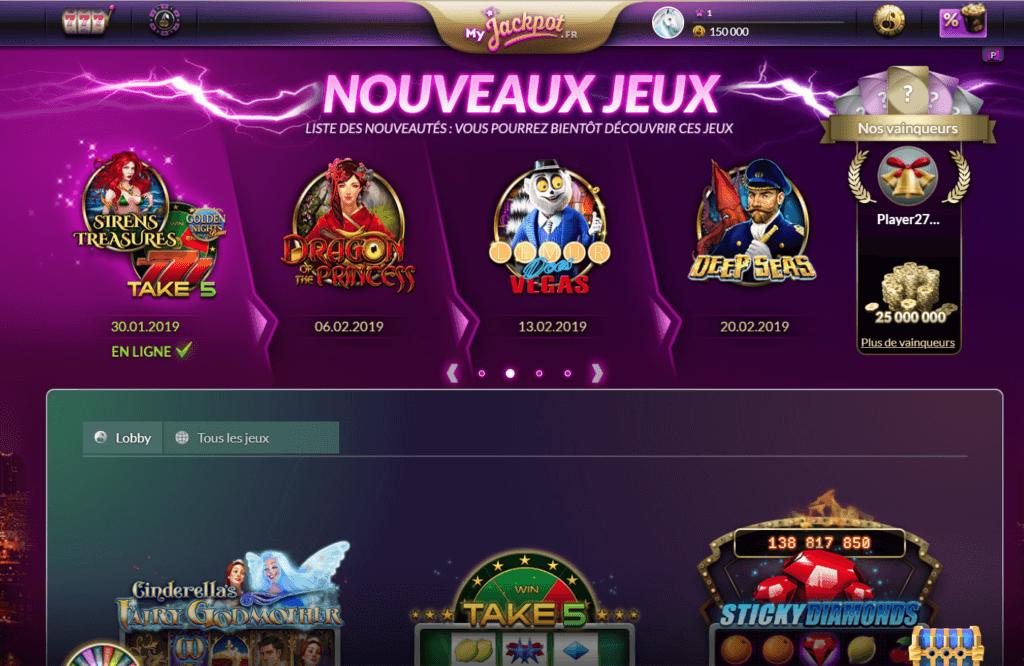 myjackpot france
