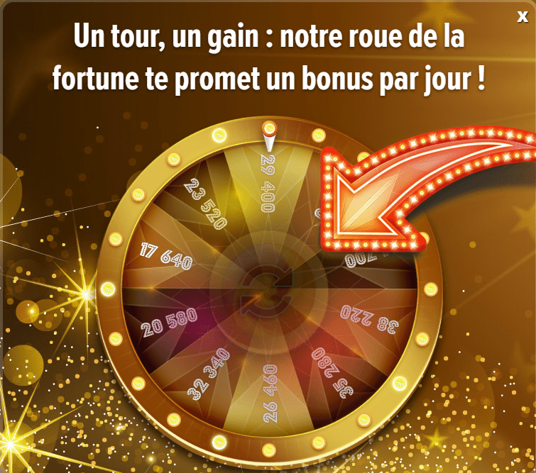 roue de la fortune gametwist