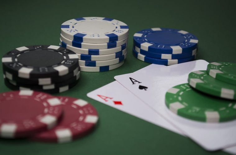 jetons cartes poker
