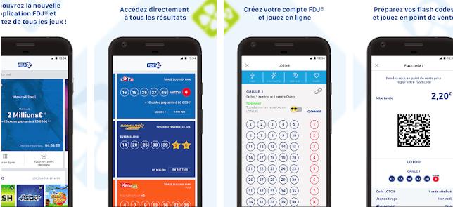 fdj mobile app
